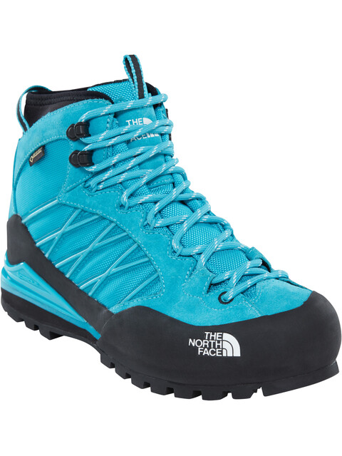 The North Face Verto S3K II GTX Schoenen Dames zwart/turquoise